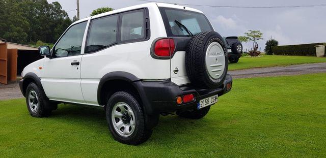 Nissan Terrano 2003 125cv 2.7