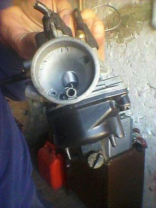 Carburador moto 12