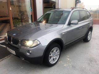 BMW X3 2.0d 177cv AUTOMATICO 2009