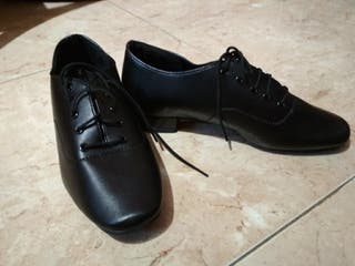 Zapatos baile de salón NUEVOS. T40.