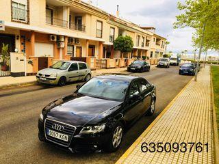 Audi A4 2011 LIBRO DE REVISIONES