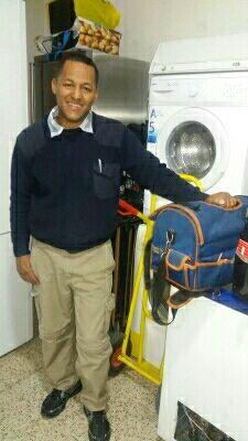 Tecnico de lavadora