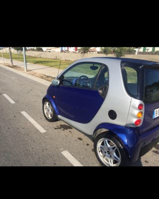 smart city coupe smart 1999