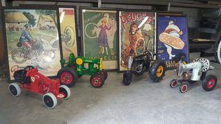 tractor vintage