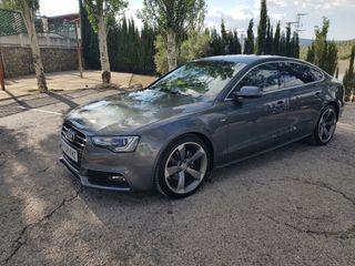 Audi A5 sportback 2015