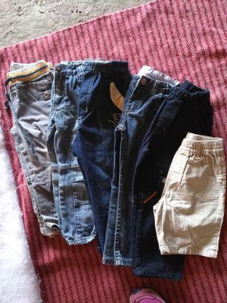 Pantalones de niño,