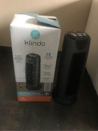Calefactor de pie