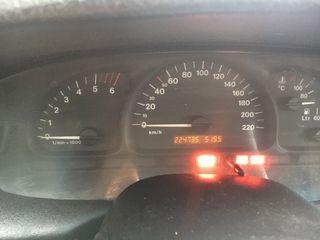 Opel Vectra. Año 2000, a prueba de taller,