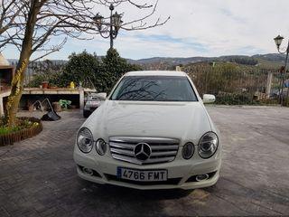 Mercedes-Benz Clase E 2007 170cv