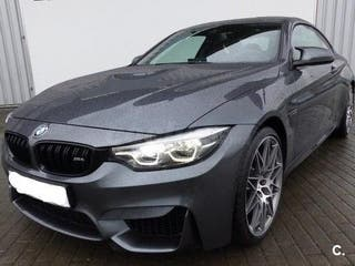 Bmw M4 Competition 2017