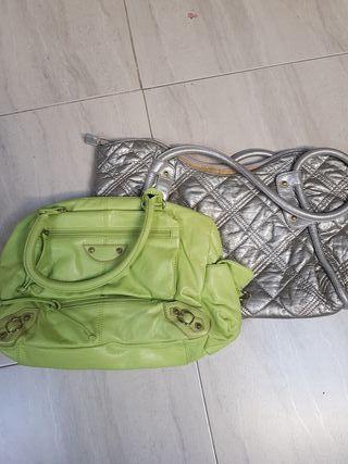 2 bolsos por 5 €