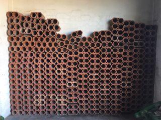 270 Botelleros de barro