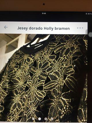 Jersey oro Molly