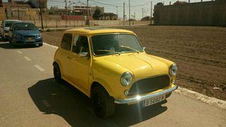 Mini morris (old Model) 1973