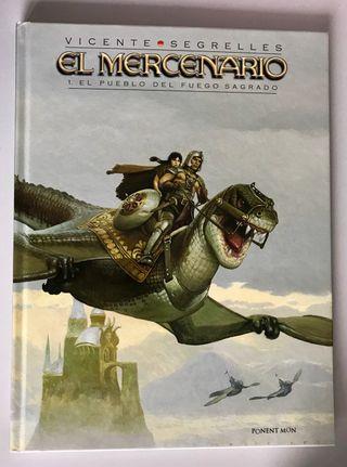 Cómic EL MERCENARIO num 1 - NUEVO!!!