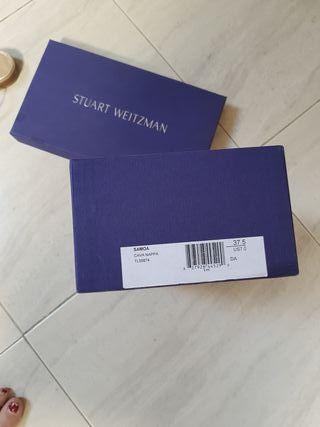 sandallas marca STUART WEITZMAN 37,5