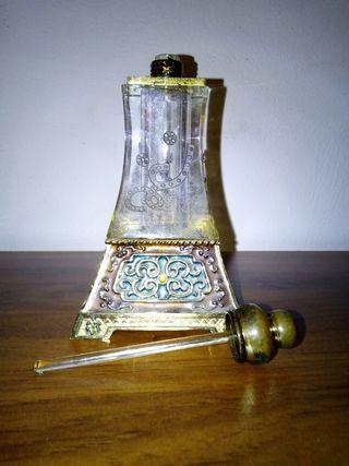 Frasco perfume arabe