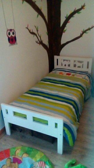 Mi primera cama