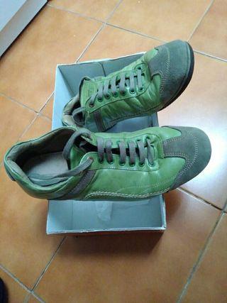 Zapatillas hombre Zara