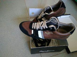 Zapatillas hombre Pepe Jeans