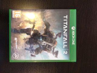 juego xbox one Titanfall 2