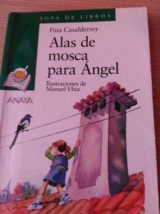 alas de mosca para angel