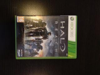 juego xbox 360 Halo Reach