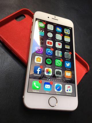 Iphone 6 64 Bateria y garantia