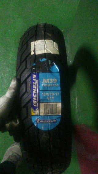 rueda moto Michelin