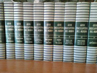 La Gran Enciclopedia del Mundo de DURVAN
