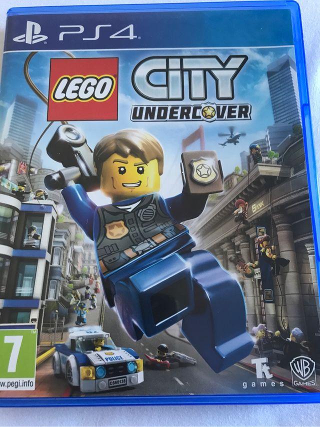 Juego Ps4 Lego City De Segunda Mano Por 30 En Parcelas Plana En