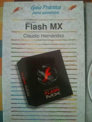 Libro ActionScript para Flash MX+regalo