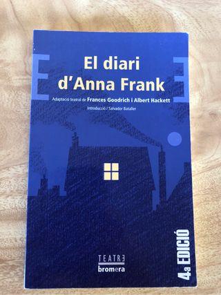 Libro 'El diari d'Anna Frank'