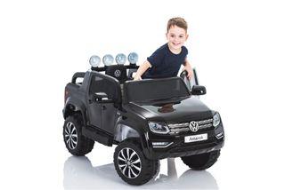 Volkswagen Amarok eléctrico para niños