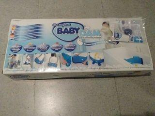 Barrera baño BabyDam