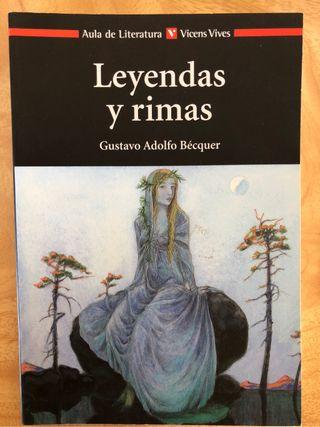 Libro 'Leyendas y Rimas'