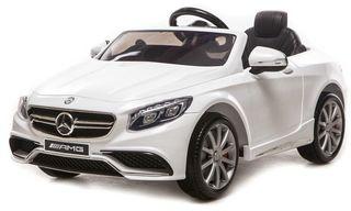 Mercedes-Benz S63 AMG coche eléctrico para niños