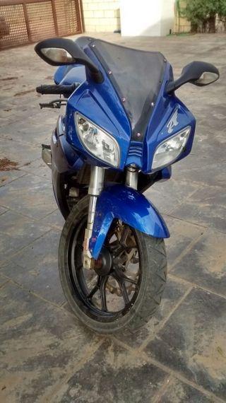 Motorhispania 50 RX