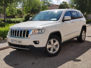 Jeep Grand Cherokee 3.0 limited blanco