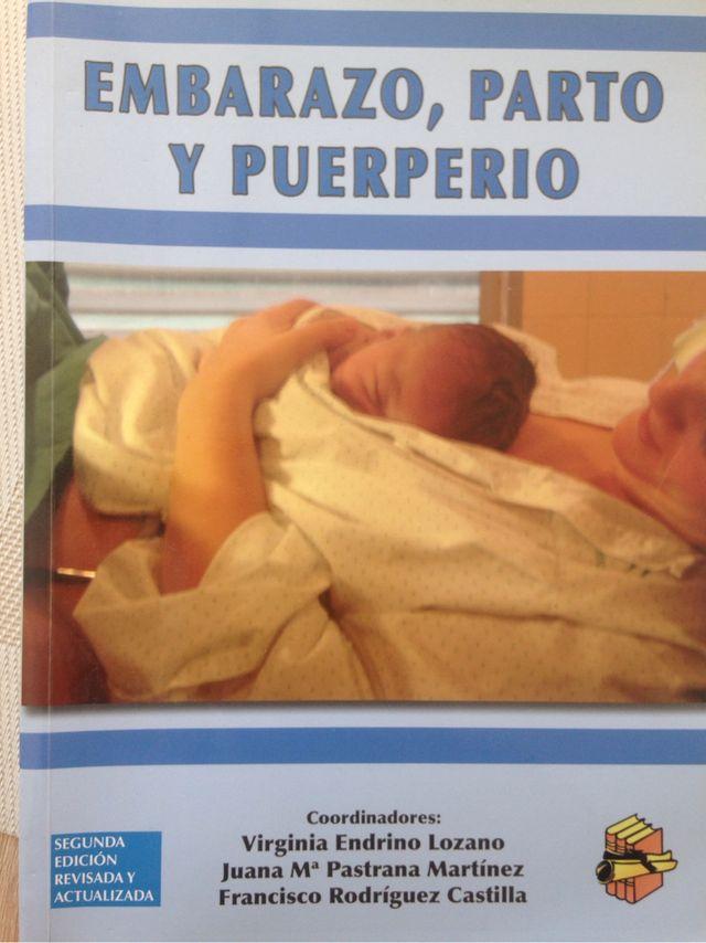 Libro embarazo,parto,puerperio de segunda mano por 3 € en Gavà en ...