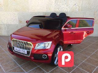 Audi Q5 eléctrico para niños con control remoto