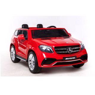 Mercedes-Benz GLS 4x4 eléctrico para 2 niños