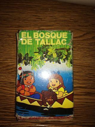 El bosque de tallac juego de cartas (1978)