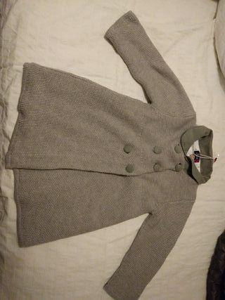 Chaqueta- abrigo nueva niña