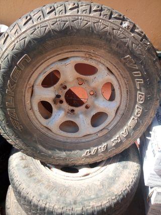 ruedas de terrano 2