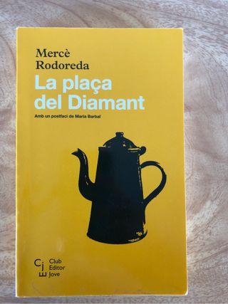 Libro 'La Plaça del diamant'