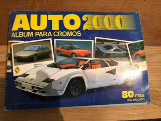 Auto 2000 cromos