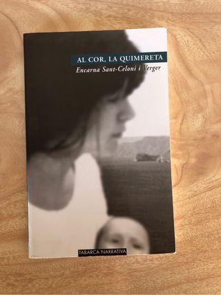 Libro 'Al cor la quimereta'