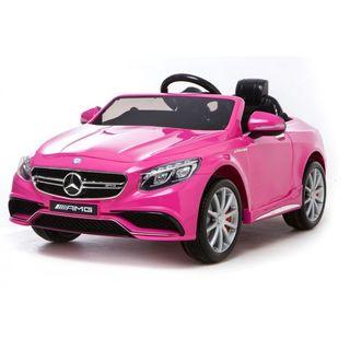 Mercedes-Benz S63 AMG eléctrico para niños