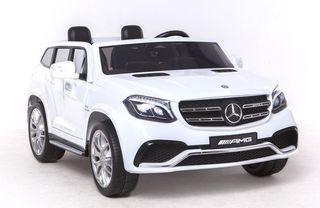 Mercedes-Benz GLS 63 AMG 4x4 eléctrico para 2 niño